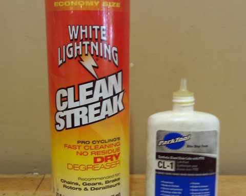 Tech Tips: Clean and Lube your Chain